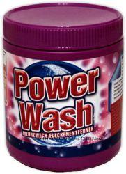 Сухие пятновыводители Power Wash 600 гр.