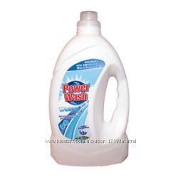 Жидкий гель для стирки Power Wash Weiss 4л.