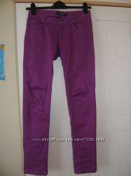 Фиолетовые джинсы Италия