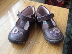 Туфельки Кларкс в идеальном состоянии