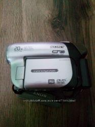 видеокамера sony dcr dvd602e