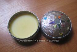 Омолаживающий крем-масло под глаза, для лица из натуральных масел.