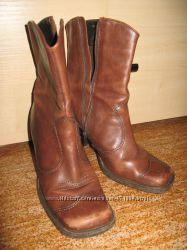 Кожаные ботиночки дс
