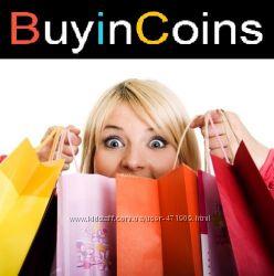 СП по Aliexpress, Buyincoins