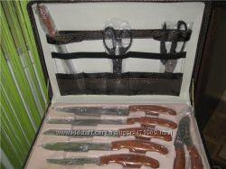 Новый Сувенирный набор вилок и ножей GIAKOMA Цена Снижена