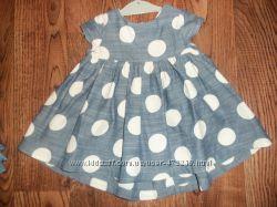 Платье-бомба в горошек