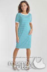 Платье бочонок для кормящих и беременных ТМ МамаТута
