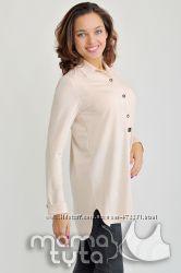 Блуза-платье Моника в 4-х цветах