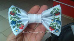 СП6 Заготовки галстуков и бабочек под вышивку ТМ Красуня 18. 01 заказ