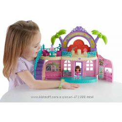 Большой музыкальный набор Fisher-Price Dora and Friends Cafe
