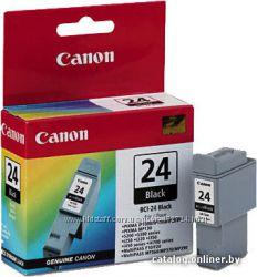 Картридж для принтера Canon черный и цветной