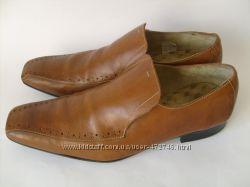 Кожаные туфли H by Hudson 45р