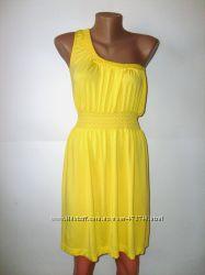 Шикарное платье на одно плечо Ocean Club 44-46р