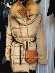 Стильная, женская куртка на пуху