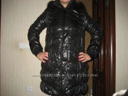 Продам зимнее пальто-пуховик для беременных