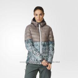 Пуховик Adidas  Frost Print- Оригинал