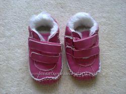 Зимние пинетки ботиночки