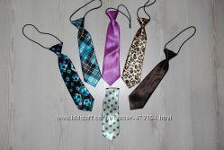 Модные галстуки и бабочки для малышей