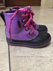 Демисезонные ботинки CROCS C9 и C10