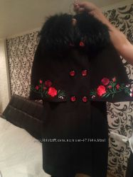 Эксклюзивное брендовое пальто Турция new коллекция