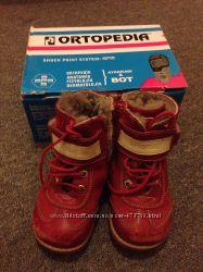 Зимние ботинки Ortopedia