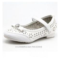Туфельки для девочки. Размеры 26-31
