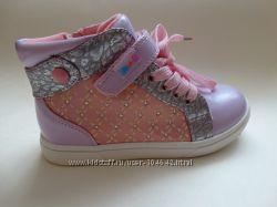 Деми ботиночки для девочки. Размеры 31 и 32