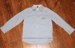 Рубашка ZARA 116cм.
