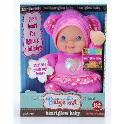 интерактивная мягкая кукла, звук, свет, Америка.