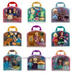 набор мини кукола аниматор в чемоданчике Дисней
