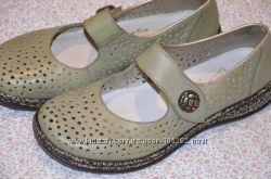 Немецкие туфли-мокасины Rieker