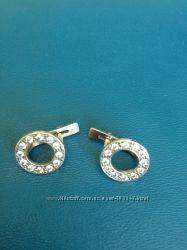 Серьги новые серебро 925пр