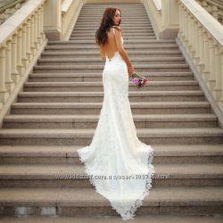 Эксклюзивное свадебное платье, шито под заказ