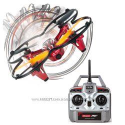 Quadrocopter 370503003 с видеокамерой. Квадрокоптер.
