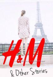 H&M. Отличные условия. Англия без комиссии.