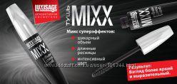 Белорусская косметика. Тушь MIXX от Люксвизаж Luxvisage. Супер цена.
