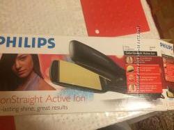 Выпрямитель волос Philips Salon Straight Active Ion НР4638