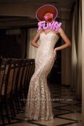 Свадебное, выпускное платье.