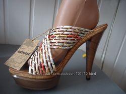 босоножки на каблуке плетенка Венгрия есть размеры