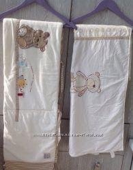 Белье детское в кроватку mothercare