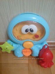 Игрушка для купания на присосках