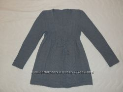 Теплый свитер для беременной