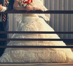 Продам шикарное, стильное, необычное платье для креативной невесты