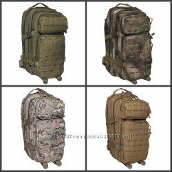 Рюкзак USA Assault I Laser 30 литров , MFH Германия. Разные расцветки