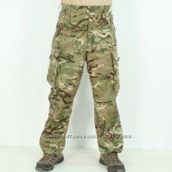 Брюки, штаны Windproof MTP camo, оригинал. Комплект комуфляж
