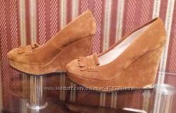 Новые женские туфли 37. 5 р
