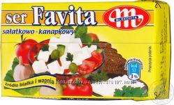Сыр Фета Favita Mlekovita 0, 270 кг Польша