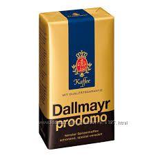 Кофе Dallmayr Prodomo, Германия, 500 грамм