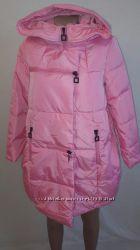 Женская модная курточка на лебяжем пуху