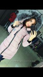 Женская теплая курточка ЕЛС0801